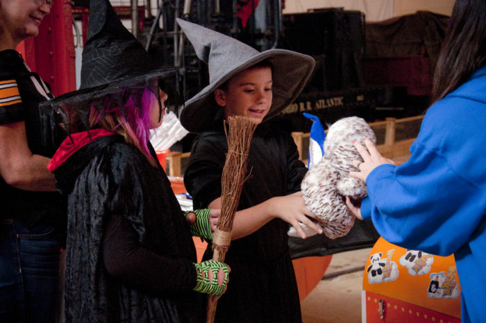There will be several other activities to participate in during this mystical weekend.