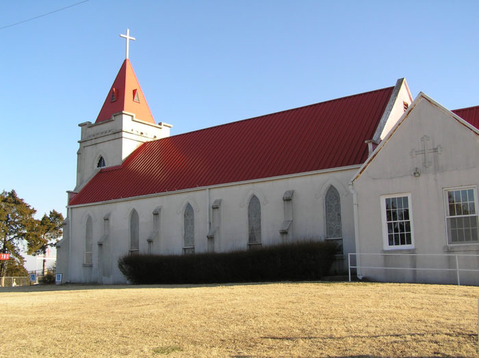 Sacred Heart Mission & Cemetery,