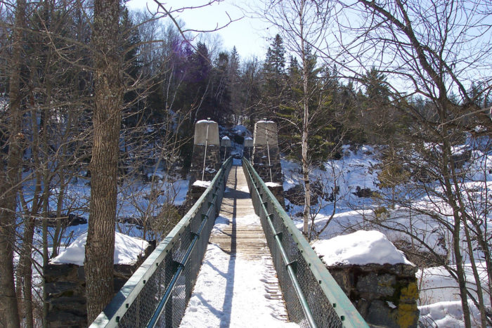 4. Jay Cooke State Park