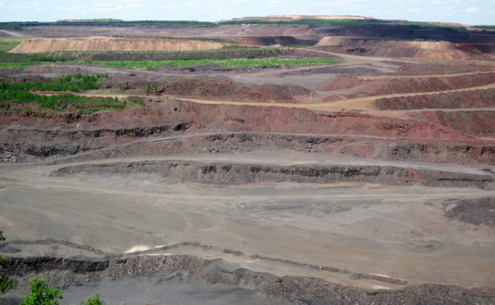 Today, Hull-Rust-Mahoning Mine is one of the largest open pit mines in the world.