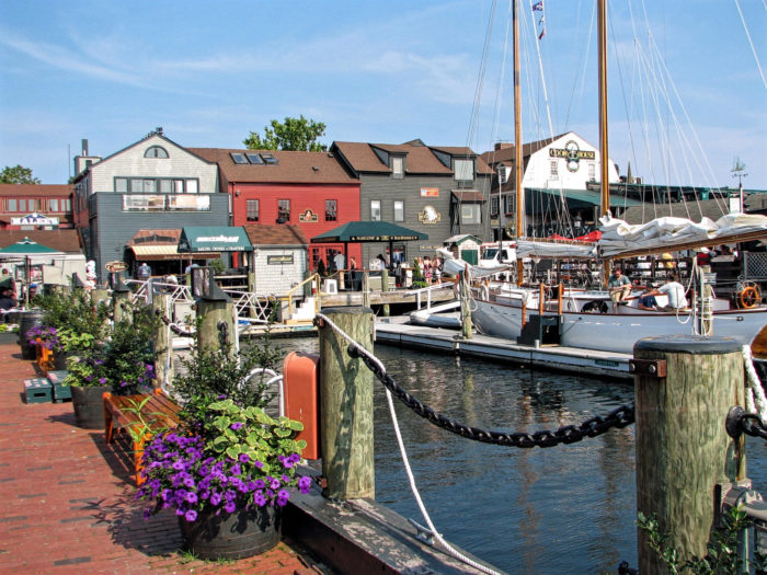 6. The little fishing town of Newport.