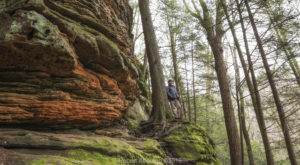 The Unrivaled Canyon Hike In Ohio Everyone Should Take At Least Once