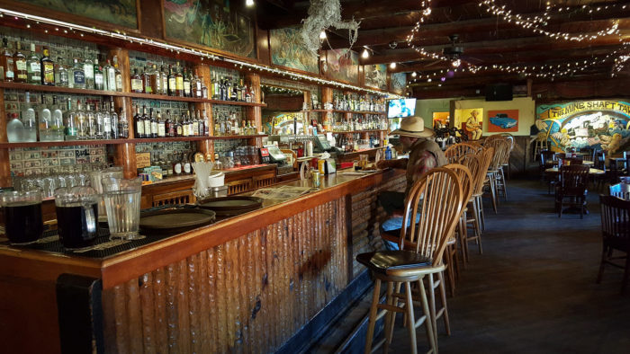 Excellent restaurants like The Hollar and Mama Lisa's Ghost Town Kitchen add to the town's funky sensibility…