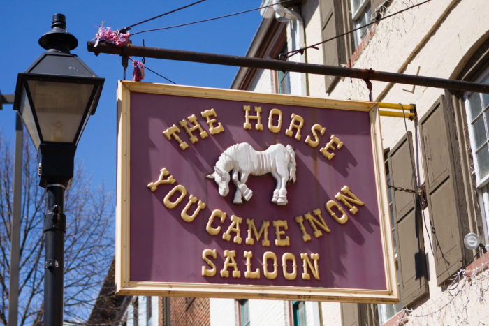 5. The Horse You Came In On Saloon, Baltimore