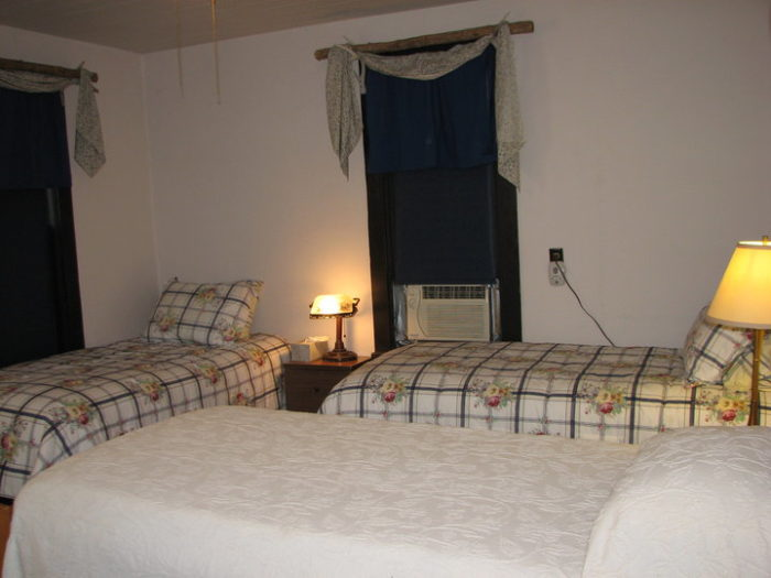 You might even find yourself bonding with your family or friends as you all enjoy the cozy sleeping quarters.