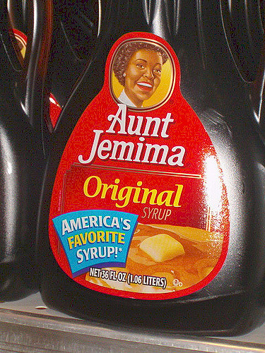 5. Pour this fake so-called syrup on your pancakes.