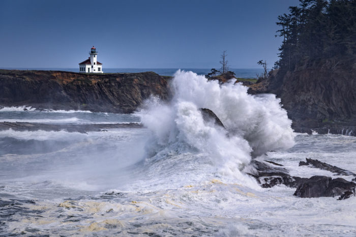5. Cape Arago Lighthouse