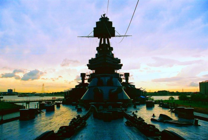 All in all, a day on the Battleship Texas will teach you a lot about our state's history and make your Texas pride soar to unimaginable levels.