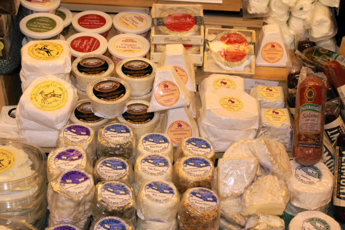 5.  Your standards for cheese are pretty darn high...