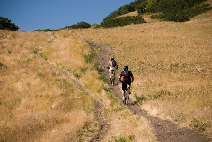 Whether you choose to hike this trail, or ride your bike, you're sure to make lasting memories on this easily accessible trail.