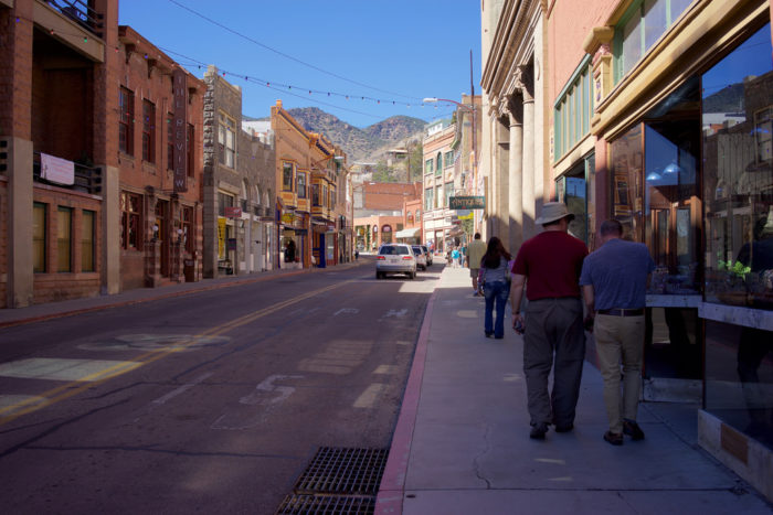 5. Old Bisbee Ghost Tour (Bisbee)