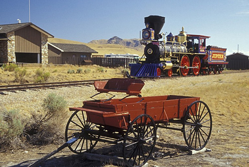 4. Golden Spike National Historic Site