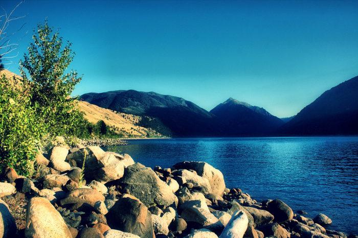4. Wallowa Lake State Park