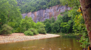 The Remote Arkansas Valley That's A Nature Lover's Dream