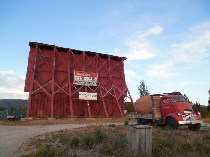 Spud Drive-In - Idaho