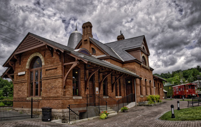 While there are a plethora of activities to do here year-round, including visiting the 1884 train station...