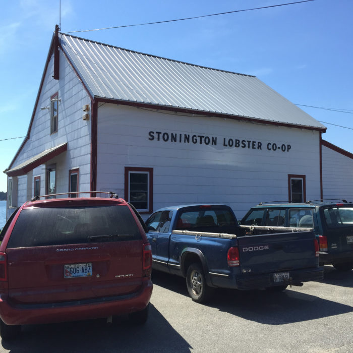 Food lovers AND history buffs should be sure to visit the Stonington Lobster Co-Op!