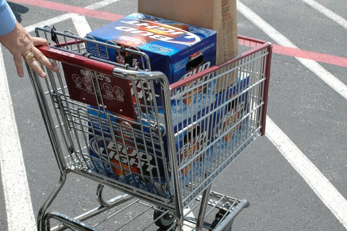 6. (Other people think...) Hurricane supplies? Check!