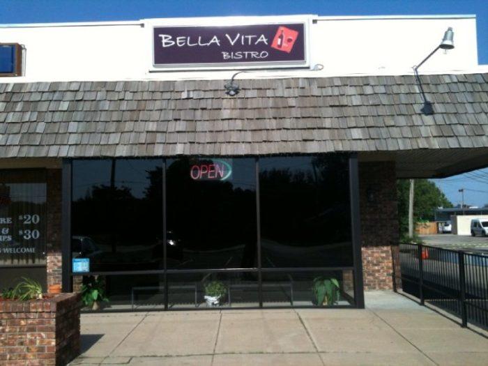 1. Bella Vita Bistro - Wichita