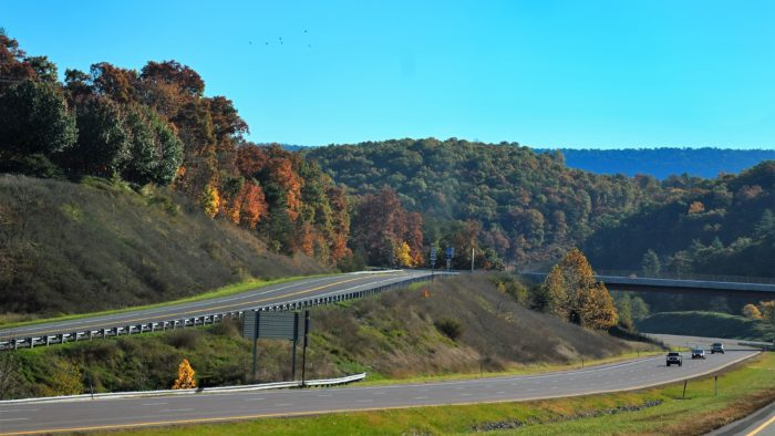 You may already be familiar with Interstate 68 through Western Maryland. It's a gorgeous drive year-round, especially so during autumn.