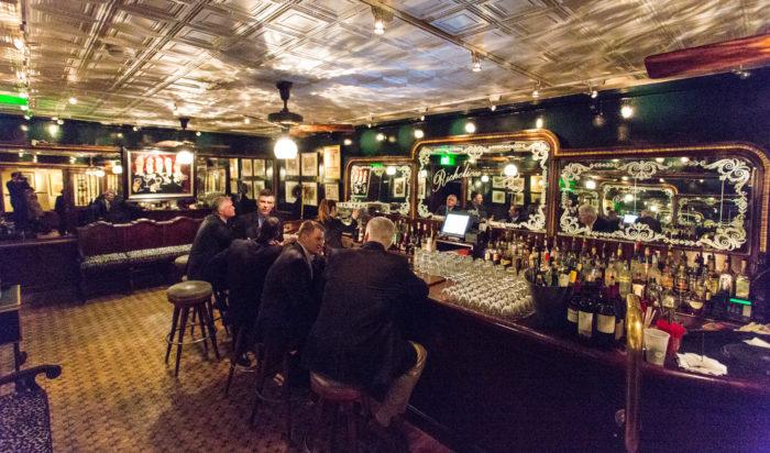 6) Arnaud's Restaurant, 813 Bienville St.