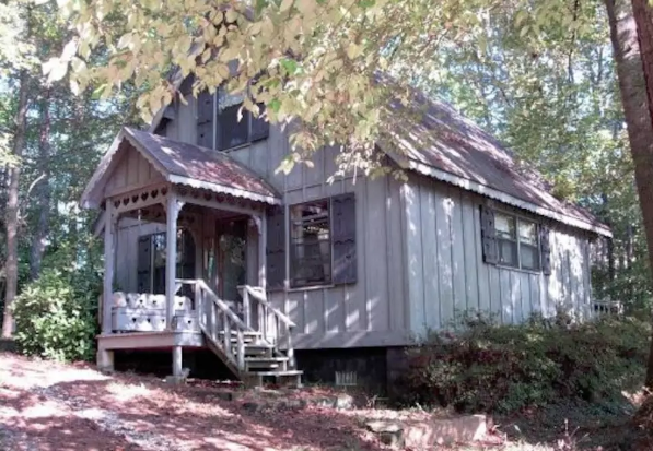 6. Little House Chalet—Cumming, Georgia