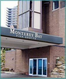 3. Monterey Bay Fish Grotto – 1411 Grandview Avenue