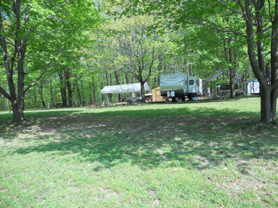 3. Lake Arthur Family Campground – Slippery Rock