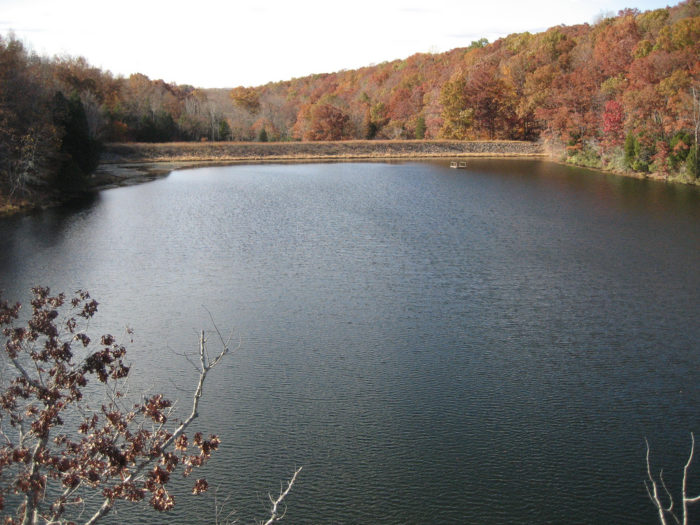 1. Montgomery Bell State Park