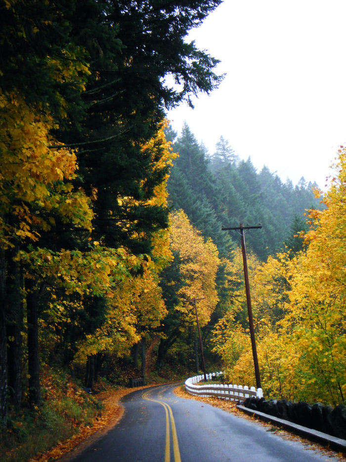 6. Historic Columbia River Highway