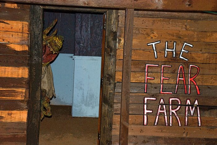 The Fear Farm - BlacksburgOpen Fridays and Saturdays in October and on Monday October 31, 2016