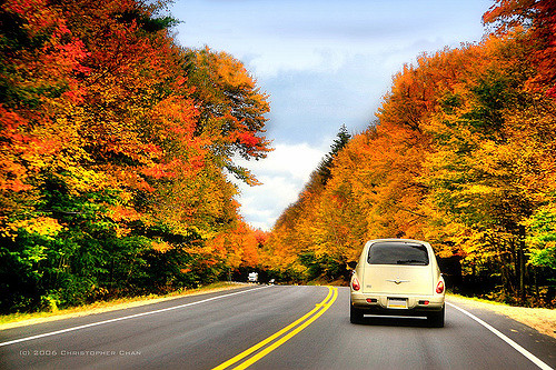 1. The Kancamagus Highway, Conway