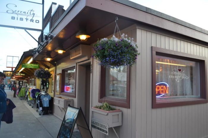 8. Serenity Bistro, 38 N Canyon Street, West Yellowstone