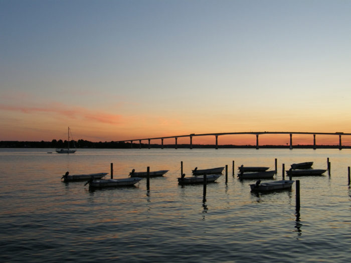 If you are in the DC area, be sure to add this charming seaside town to your day trip bucket list!