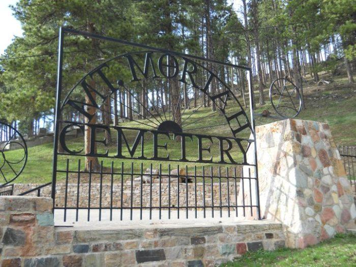 5.  Mount Moriah Cemetery, Butte