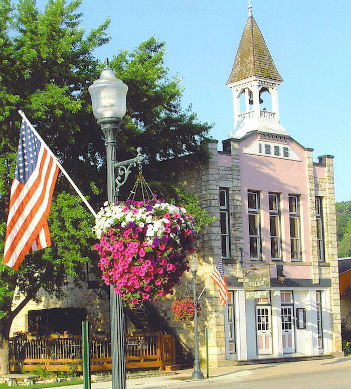 When you get hungry, try out one of the tasty restaurants right in downtown Lanesboro. The Old Village Hall Restaurant is a local favorite.