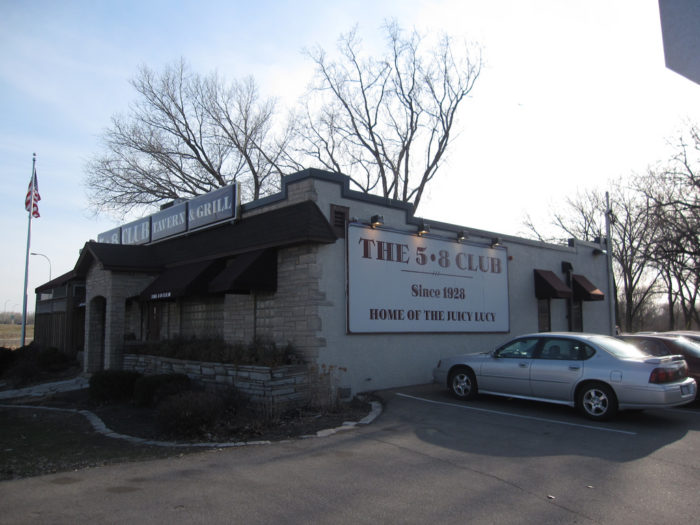 3. 5-8 Club (Minneapolis, Maplewood, Champlin, and West St. Paul)