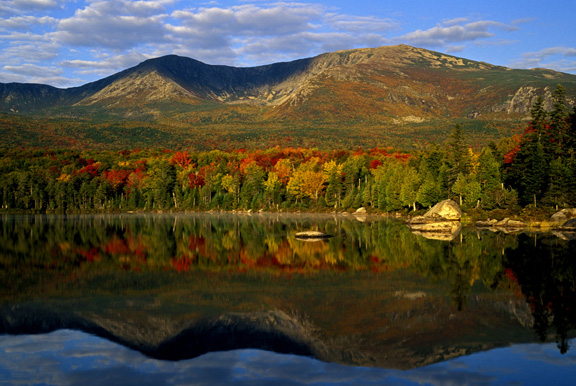 6. Take a hike at Baxter State Park.