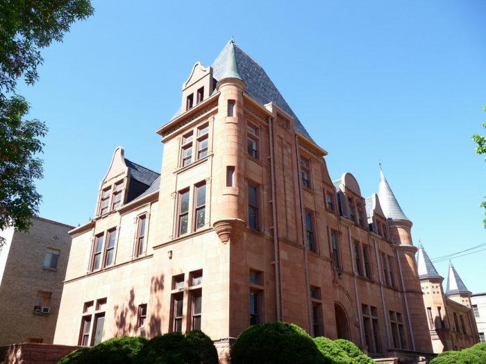 7. Croke-Patterson Mansion
