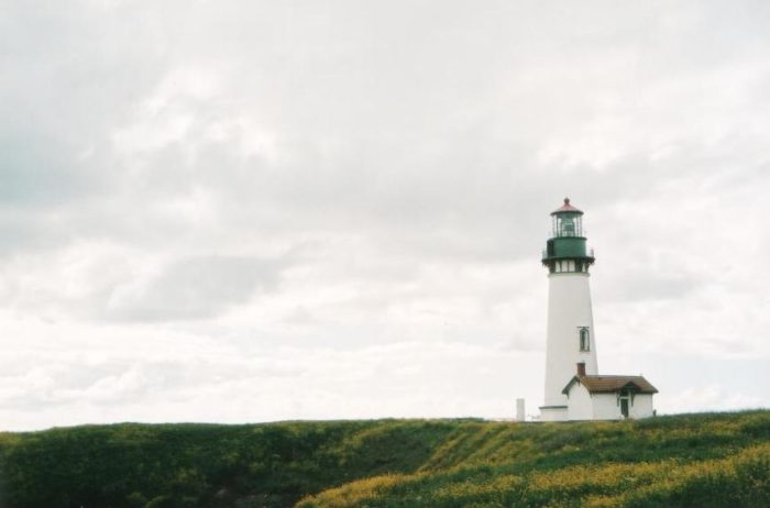2. Yaquina Head lighthouse