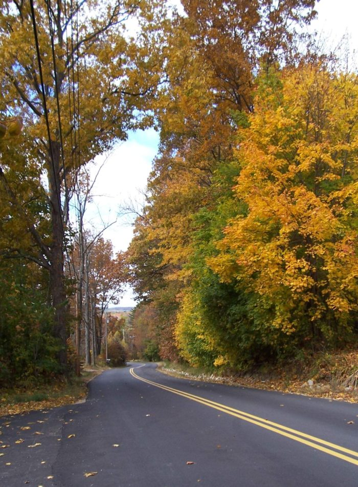13. From Jackman, you'll finally be on one of the most lovely roads in Maine - Route 201 which is an Old Canada Road-National Scenic Byway.