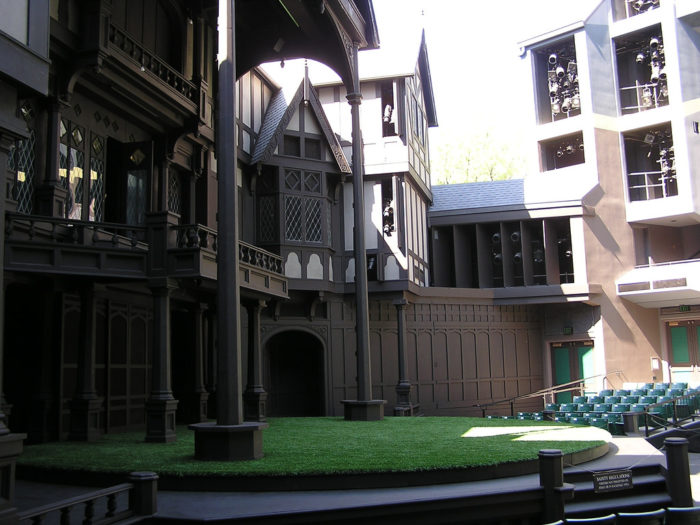 Be sure to see what's on at the legendary Oregon Shakespeare Festival. Every year, around a dozen incredible plays (modern and old) take place from February through November.