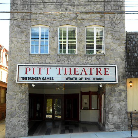 Step back in time when you go to Pitt Theatre, which dates back to 1939. Catch a current film while enjoying a traditional experience. The Pitt promises no more than three trailers before the feature comes on, spotless bathrooms, and affordable prices.