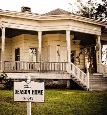 4. Deason House - 410 Anderson St., Ellisville