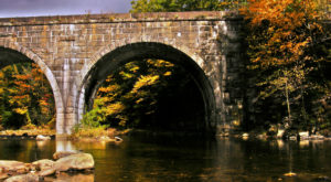 This Epic Massachusetts Railroad Bridge Hike Is Truly Spectacular