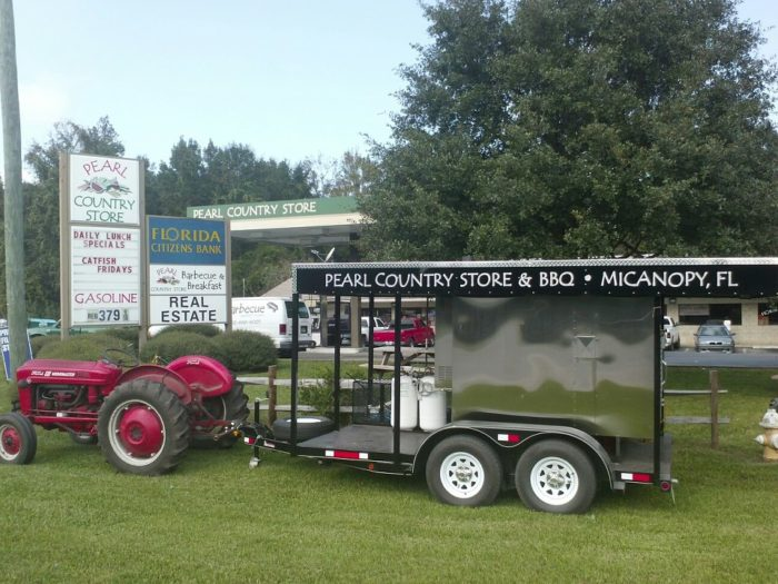 Micanopy is a sleepy little town in  North Florida, just south of Gainesville. Though the town only has about 600 residents, it's also home to some of the best barbecue in the state.