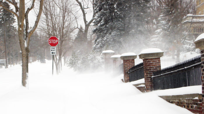 With an average of 41.2 degrees Fahrenheit for the year, Minnesota's harsh winters are what make our annual temperature so low.