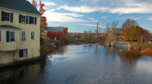 This Town On The New Hampshire Seacoast Is Perfect For A Day Trip