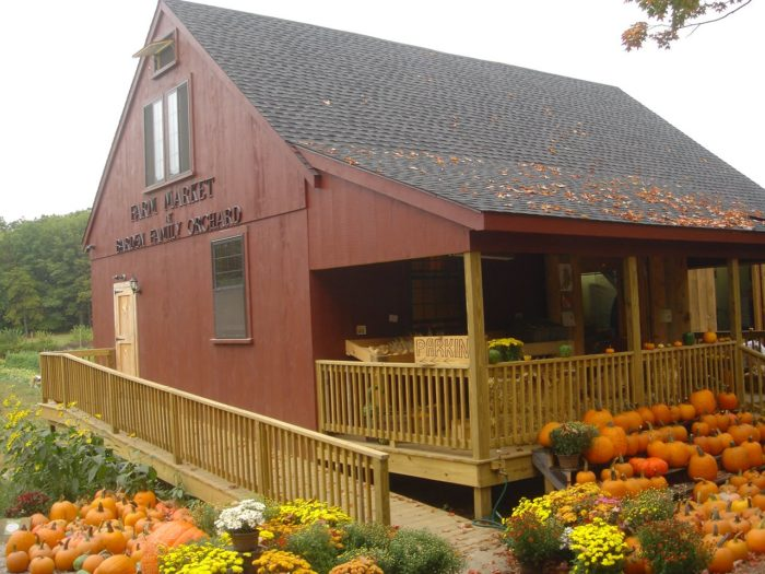 2. Barden Family Orchard, North Scituate