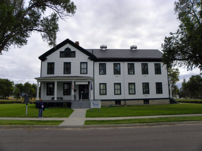 The nearby Fort Robinson is probably the most popular attraction in the area.
